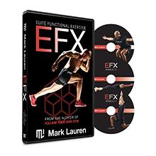 mark lauren workout dvd fitness exercise programs EFX postural strength HIIT