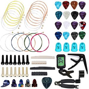Guitar Accessories Kit