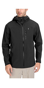 Men's  Hardshell Jacket