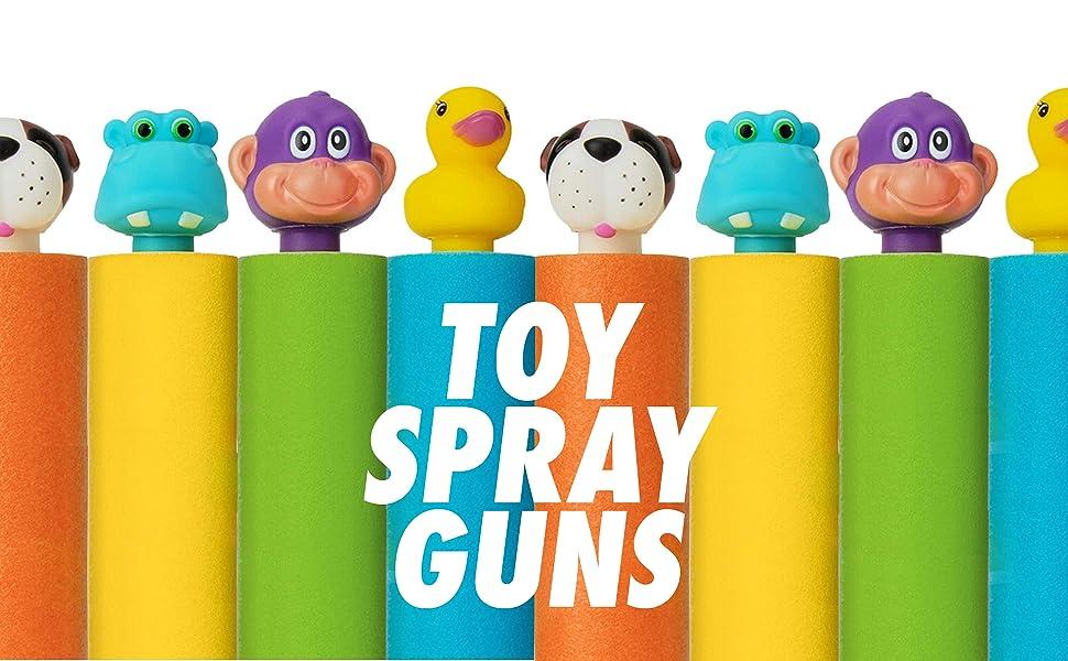 toy spray guns