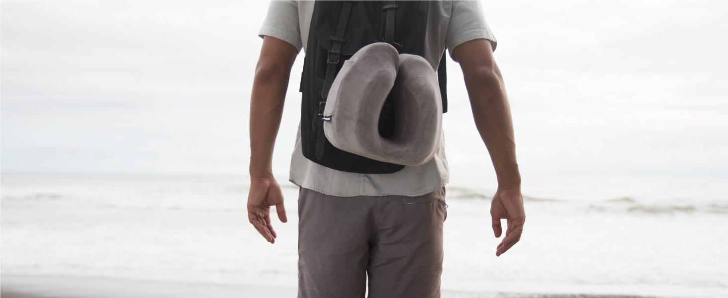 travel hiking neck pillow