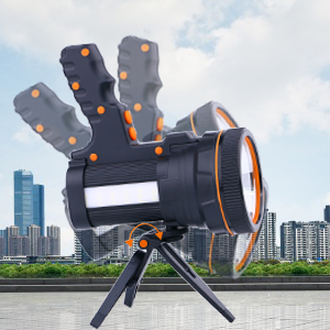 Equipped with Foldable Tripod
