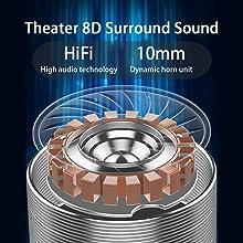 Theater 8D Surround Sound
