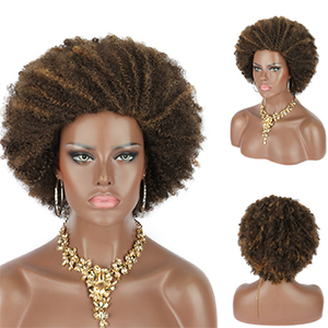 afro curly wigs for black women afro wigs for black women