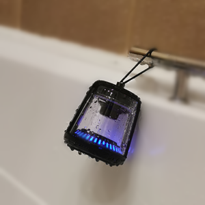 IPX5 RATED WATERPROOF