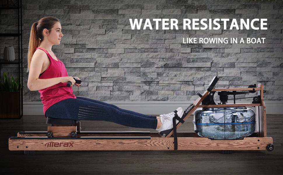 wood rower