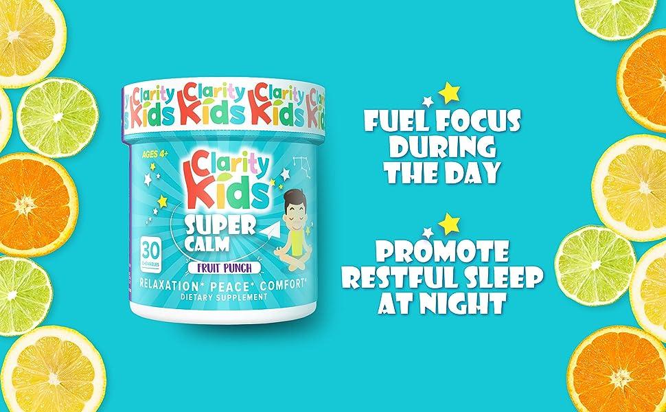 Clarity Kids Super Calm
