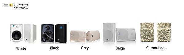 5.25 Bluetooth BT Blast Speakers