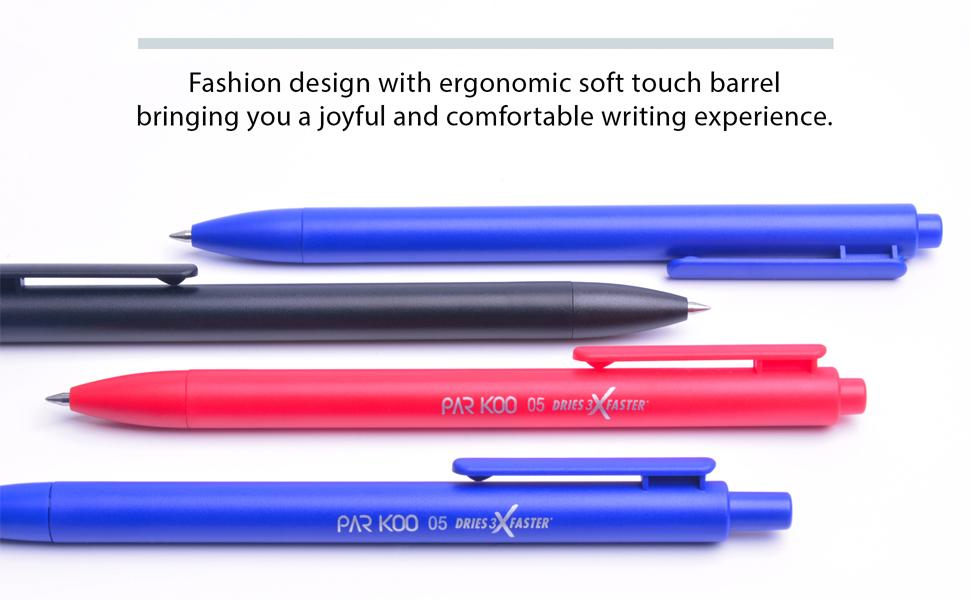 retractable pens