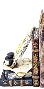 Book Ends, Bookends, Book Ends for Shelves, Bookends for Shelves magic harry pottar fantacy game
