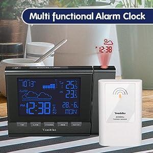 A Multi-functional Alarm Clock