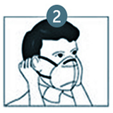 Anti Air Pollution Face Mask With 5 Layer Filter For Men Women
