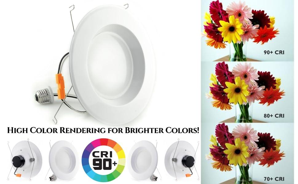 CRI Downlights