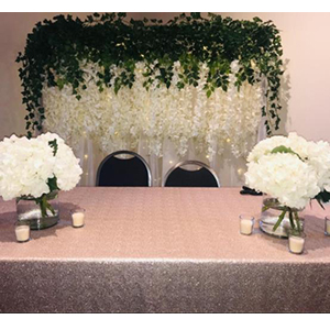 Artificial Flower Vine for Your Wedding