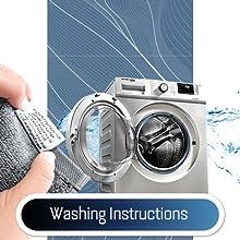 towel washing