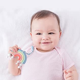 Giftty Baby Teething TOy