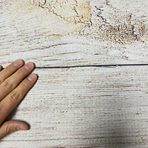 KonPon 1x1.5m Gray Wood Backdrop for Photography Wooden Planks Background Woods Photo Props Background KP-080