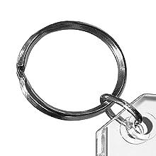 acrylic tag write key chain well made key ring keys landlord handyman sets of keys dog cat tag id