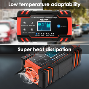 battery chargers for cars