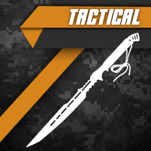 Tactical Machete Master outdoors survival