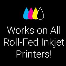 Breathing Color Vibrance Luster - Works on All Roll-Fed Inkjet Printers