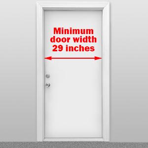 Min width
