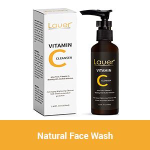 SPN-T2G Vitamin C Facial Cleanser | Anti Aging, Breakout & Blemish