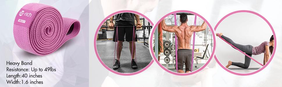 strong bands for leg, hip, glute, calves, quads, hamstrings, deadlifts, lower body exercises