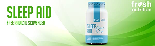 Sleep Aid Supplement