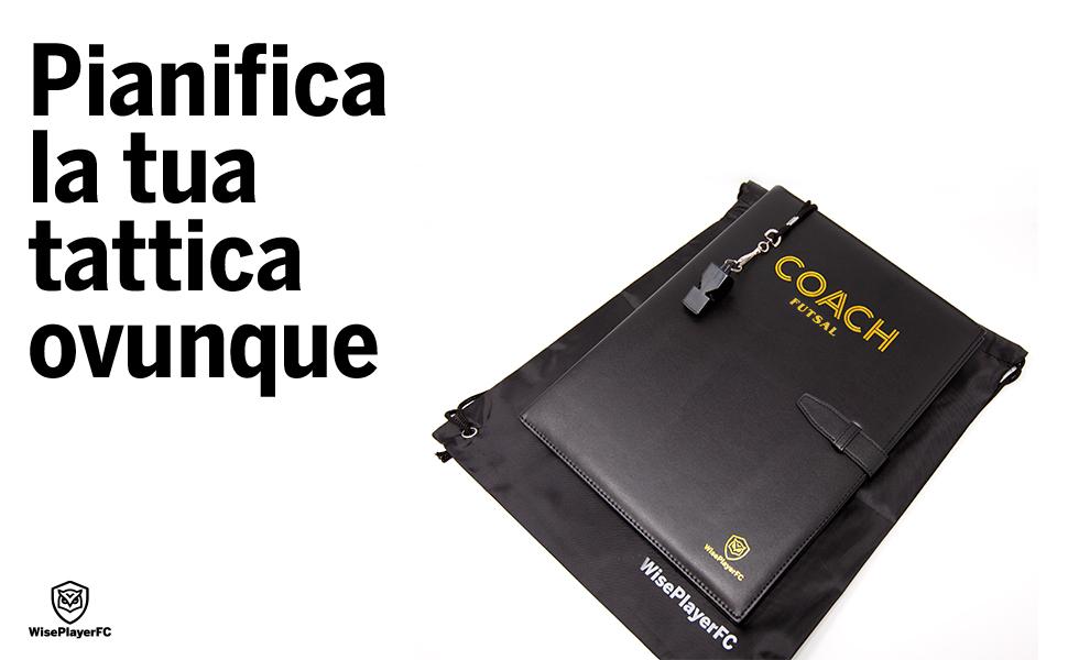 STRATEGY BOARD C//C5 ZEUS LAVAGNA MAGNETICA DOUBLE FACE CALCIO FUTSAL CALCETTO
