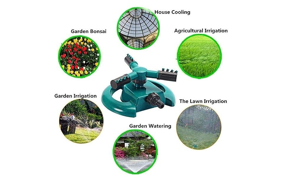multipurpose garden sprinkler