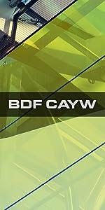 BDF CAYW COLOR YELLOW WINDOW FILM