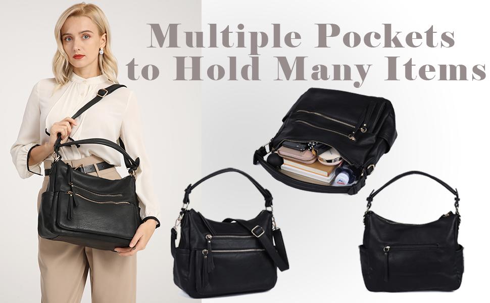 black leather hobo bags for women medium hobo bags for women canvas hobo bags for women