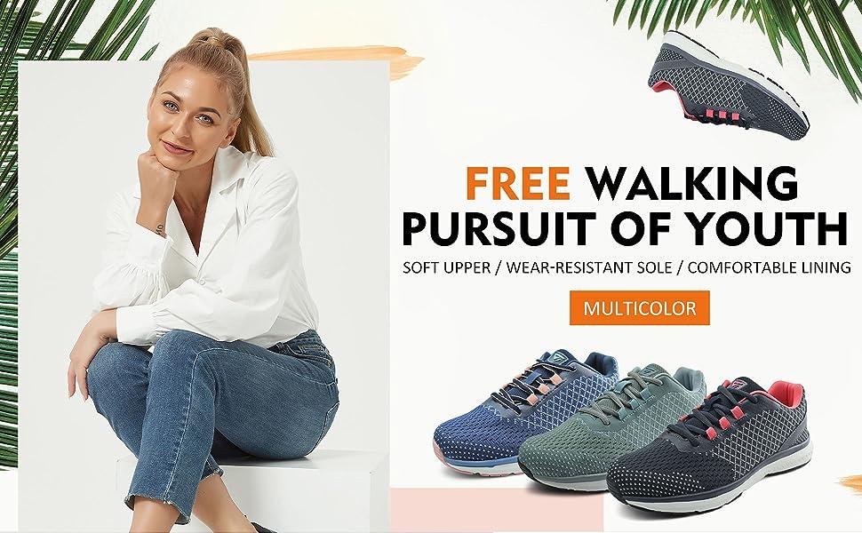 Women Running Sneaker