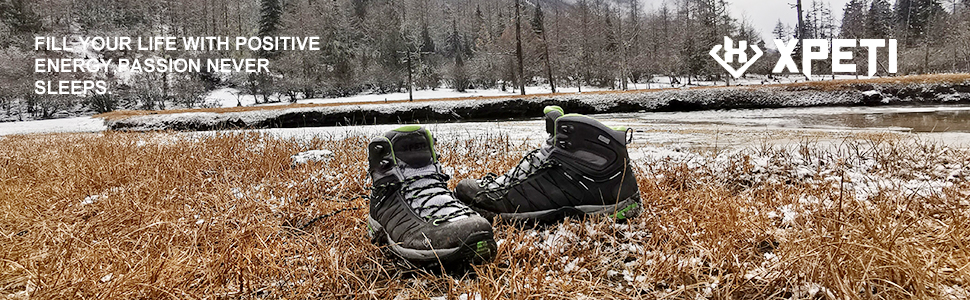 Men's Hunting Shoes