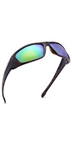 Sport/Sunglasses/for/Men/and/Women Bassdash/V02/Polarized/UV/Protection/Sunglasses