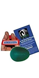 Ironmind Hand Rehab bands rehabilitation physical therapy strength finger strengthener
