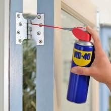 Help Cure Rusted & Noisy Door Hinges