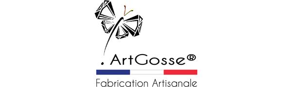 fabrication artisanal de bougie bijou ArtGosse