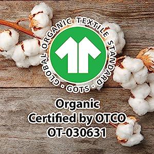 gots organic certified fair trade fairtrade social ecology environment