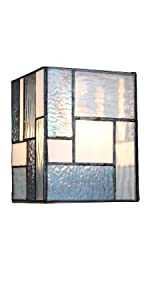 tiffany lampshade, tiffany shade, stained glass shade, shade only