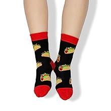 food novelty socks Mexico volume