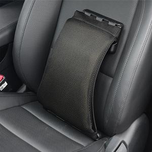 como almohada para asiento de coche.