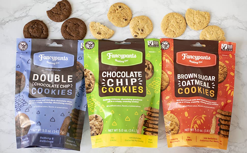 fancypants fancy pants baking co nut free cookies delicious buttery flavorful yummy kids children