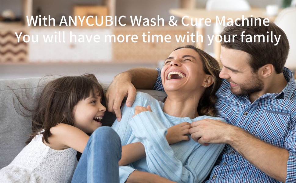 ANYCUBIC WASH CURE MACHINE