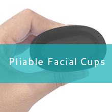 Pliable Facial Cups