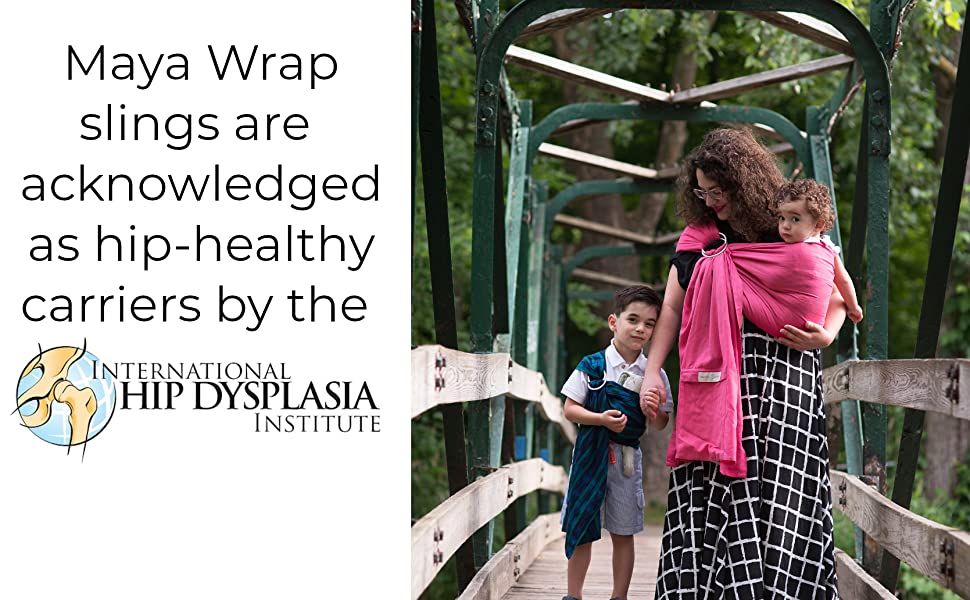 maya wrap baby carrier ring sling wrap family toddler easy hiking city cotton comfortable