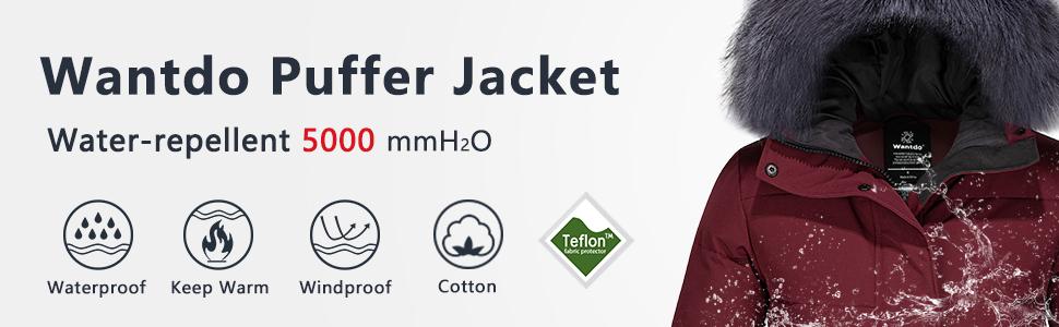 Thicken Puffer Jacket