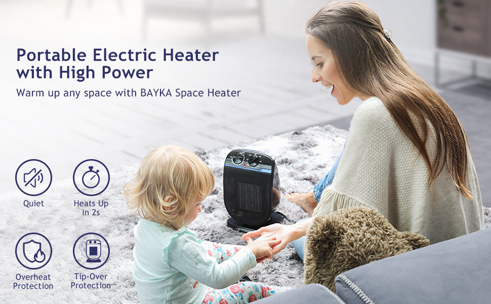 heater with high power