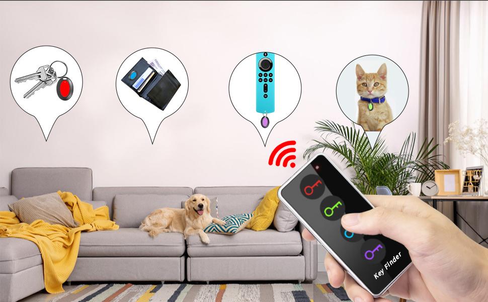 remote finder, key finder , item finder, lost keys finder
